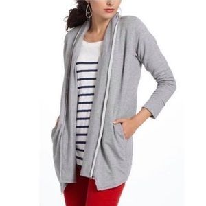 Anthropologie Dolan French Terry Cardigan S ::AB21